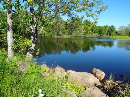 serine: Montreal River