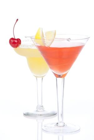 Zomer Tropical Martini-cocktails