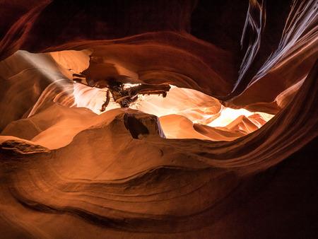 upper antelope: Upper Antelope Canyon
