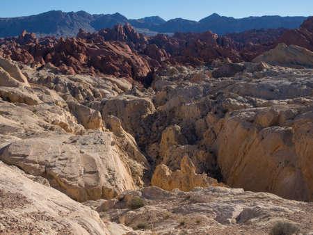 silica: Vista da silice Cupola, Valle del Fuoco