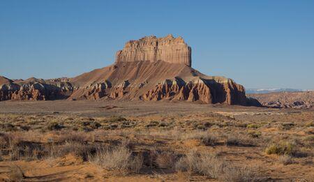 butte: Wildhorse Butte