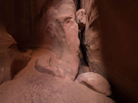 slot canyons: Leprechaun Canyon