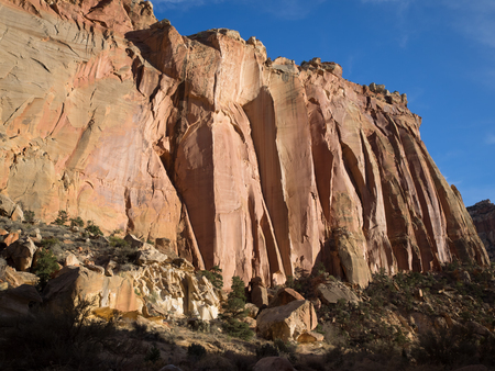 the capitol: Capitol Reef