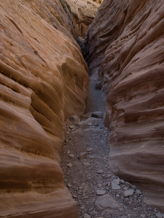 san rafael swell: Little Wildhorse Canyon Stock Photo
