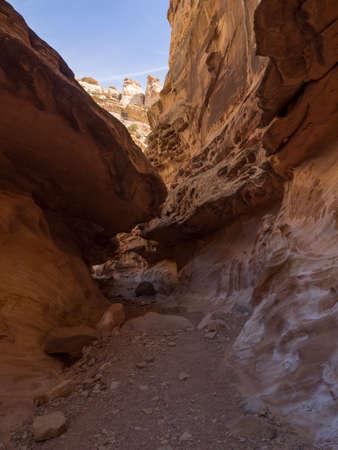 San Rafael Swell: Crack Canyon