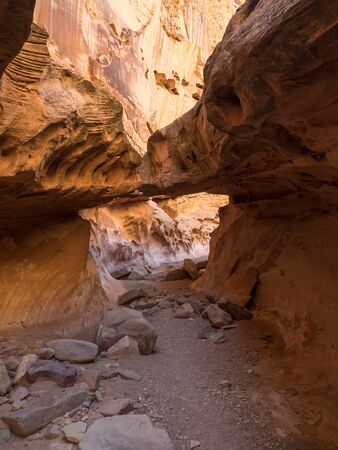 san rafael swell: Crack Canyon