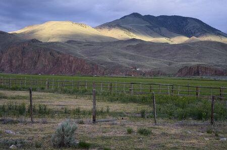 Edge of Challis, Idaho photo
