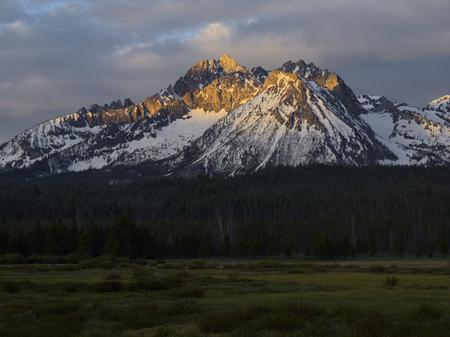 williams: Williams Peak