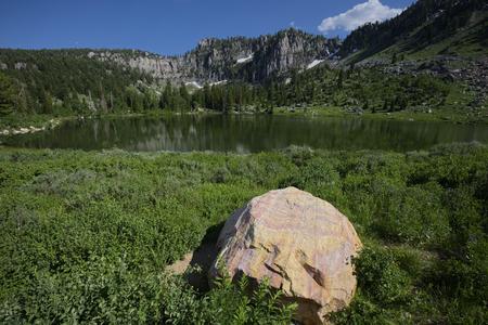 idaho: Lower Bloomington Lake Idaho