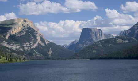 mountain top: Square Top Mountain