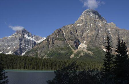 chephren: Mount Chephren