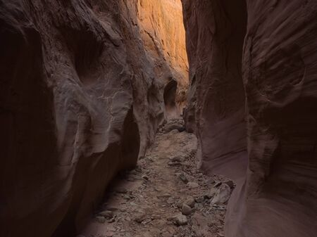 coyote: Dry Fork Narrows Coyote Gulch