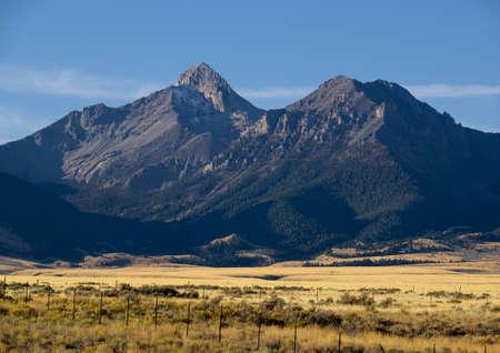 idaho: East Side of Bell Mountain, Idaho