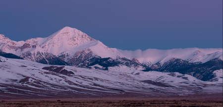 sagebrush: Diamond Peak