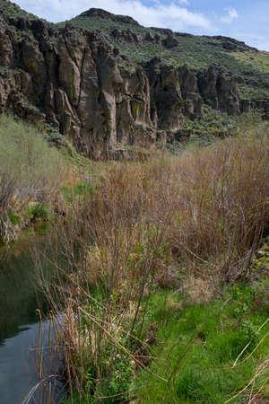 salmon falls: Salmon Falls Creek Canyon