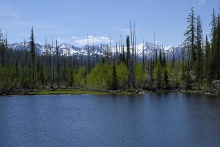Lower Twin Lake, Wallowa Mountains