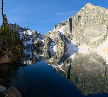Goat Lake Фото со стока