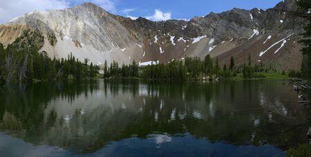 Phyllis Lake Фото со стока