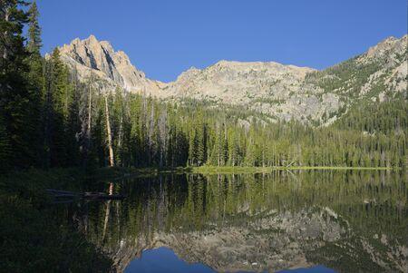 Second Bench Lake