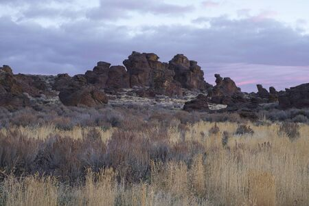 Little City of Rocks, Idaho