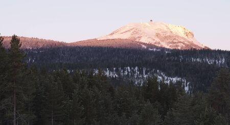 Sawtelle Mountain Фото со стока