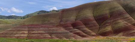 Painted Hills Фото со стока - 79082284
