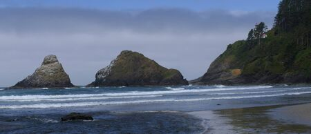 Heceta Head and Islands