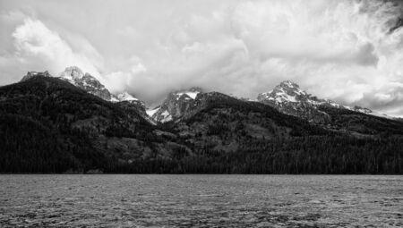 Bradley Lake Фото со стока - 80596198