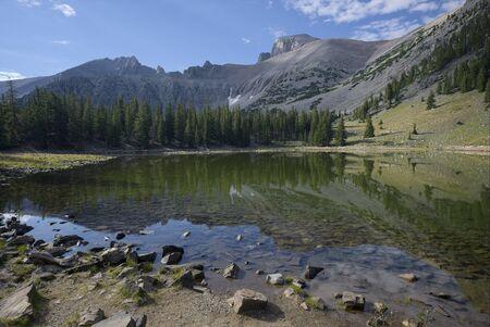 Stella Lake Фото со стока