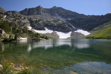 Lamoille 湖