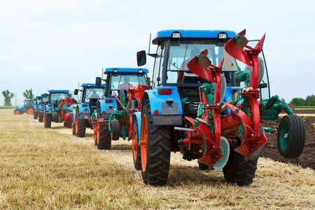 arando: Los preparativos para el arado