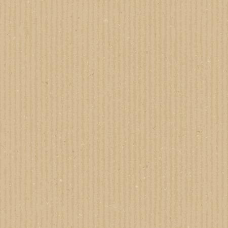 Textura de cartón. Vector sin patrón. el fondo sin fin realista Foto de archivo - 48297407