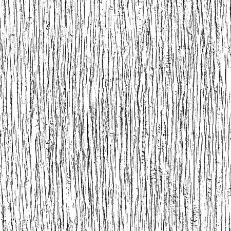 Weathered wood texture, grunge background. Vector seamless pattern 免版税图像 - 48297454