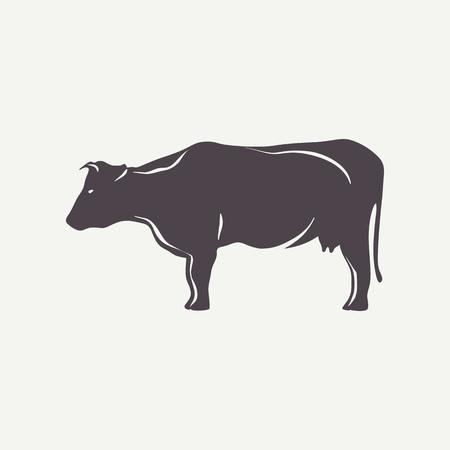 Cow symbol.