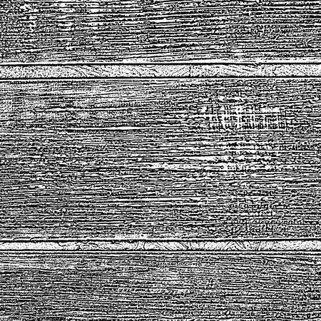 Wooden planks texture. grunge background Illustration