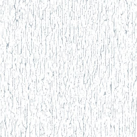 Distressed overlay cracked surface pattern. Seamless grunge vector texture background with crack effect
