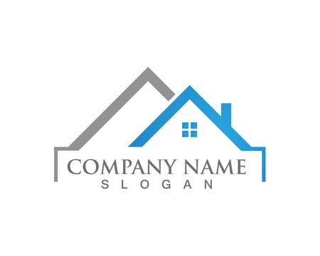 real estate logo symbol