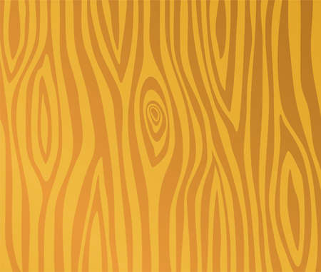 light texture: vector wooden board with gradient fill Illustration