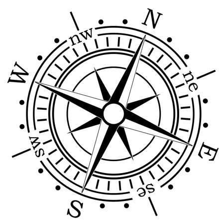 compass Stock Vector - 6418345