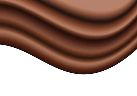 chocolate wave Vector
