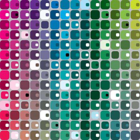 dark gray line: Fondo de colorido mosaico