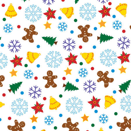 winter holiday background Stock Vector - 7974616