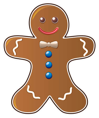 gingerbread: gingerbread cookie