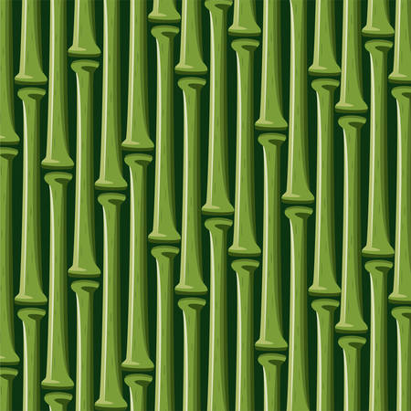 bamboo wall  Vector