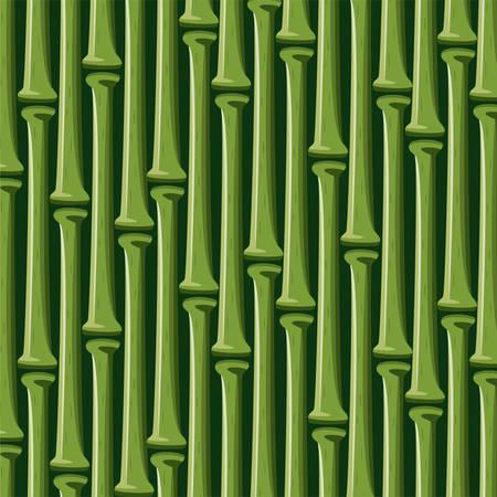 bamboo wall  Vector
