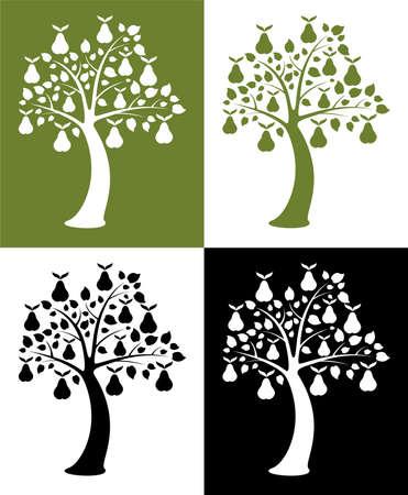 set perenbomen