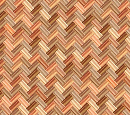 floor mat: bamboo mat