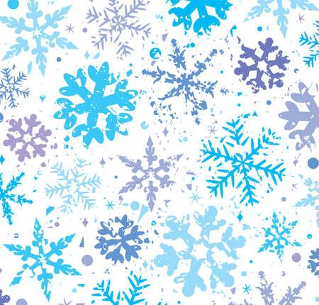 winter wallpaper: Ilustraci�n de Navidad de santa claus y rudolph ciervos