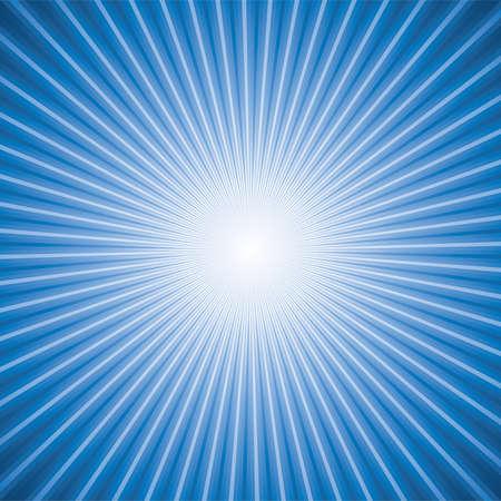 rayos de sol: Resumen de vectores de fondo de la explosión de la Estrella Azul