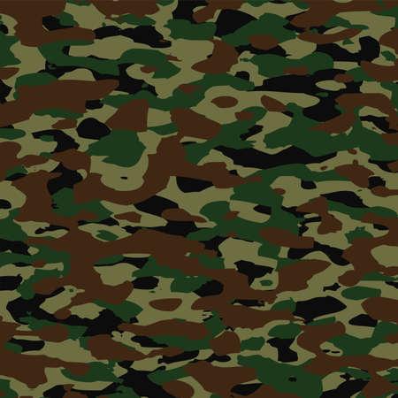 camuflaje: vector verano patrón de camuflaje